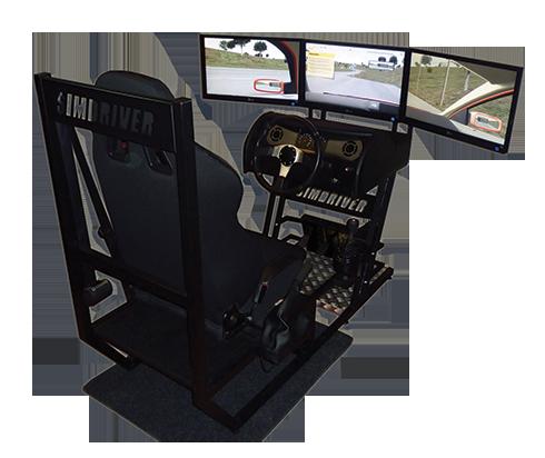 Applications cliniques dans un simulateur de conduite